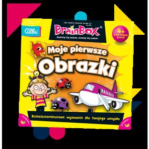 Brainbox Moje pierwsze obrazki ( wersja hiszpańska )