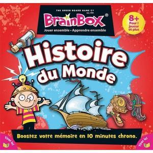 Brainbox Histoire du Monde ( wersja francuska )