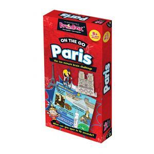 Brainbox Paris (wersja francuska)