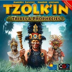 Tzolkin: Tribes & Prophecies ( edycja polska )