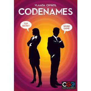 Codenames. Gra Planszowa (Tajniacy)