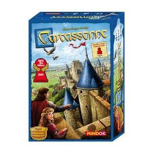 Carcassonne (druga edycja) Gra strategiczna