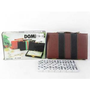 Domino w walizeczce 16 x 11 cm