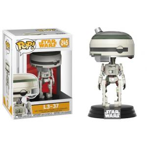 Funko POP Star Wars Bobble: Solo - L3-37