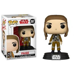 Funko POP Star Wars Bobble: E8 - Paige