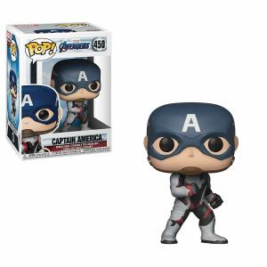 Funko POP Marvel: Avengers Endgame - Captain America