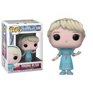 Funko POP Disney: Frozen 2 Young Elsa