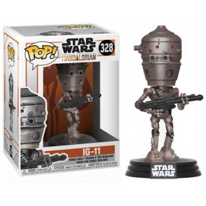 Funko POP TV: The Mandalorian IG11