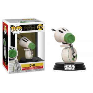 Funko POP Star Wars: Rise of Skywalker - D-0