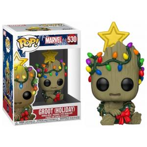 Funko POP Marvel: Holiday Groot