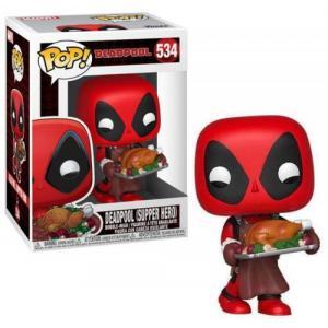 Funko POP Marvel: Holiday Deadpool