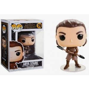 Funko POP TV: Game of Thrones - Arya w/Two Headed Spear