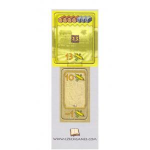 Tzolkin: Kalendarz Majów- Spichlerz i Cysterna (żółty monument) Dodatek