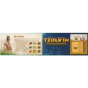 Tzolkin: Tribes & Prophecies -Ek Chuah