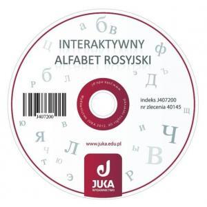 Interaktywny Alfabet Rosyjski CD
