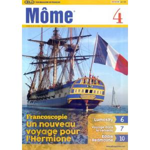 Czasopismo ELI Francuski Mome 4 (2018/2019) A2-B1