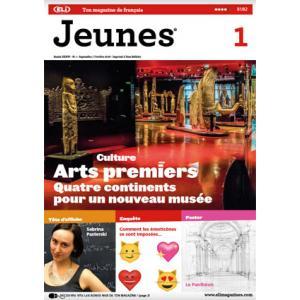 Czasopismo ELI Francuski Jeunes (2018/2019) B1-B2