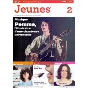 Czasopismo ELI Francuski Jeunes 2 (2018/2019) B1-B2
