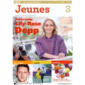 Czasopismo ELI Francuski Jeunes 3 (2018/2019) B1-B2