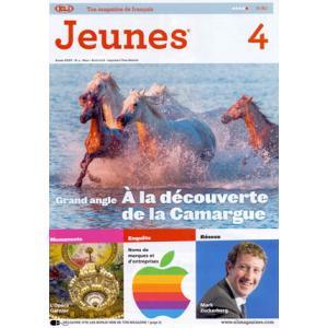 Czasopismo ELI Francuski Jeunes 4 (2018/2019) B1-B2