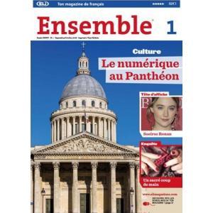 Czasopismo ELI Francuski Ensemble 1 (2018/2019) B2/C1