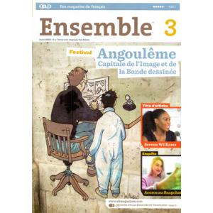 Czasopismo ELI Francuski Ensemble 3 (2018/2019) B2/C1