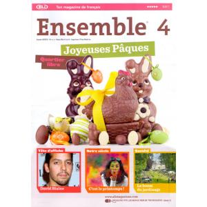 Czasopismo ELI Francuski Ensemble 4 (2018/2019) B2/C1