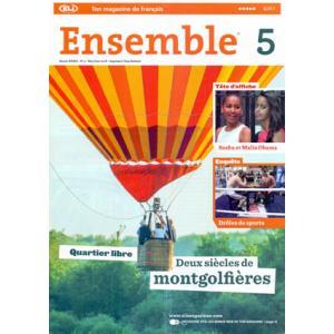 Czasopismo ELI Francuski Ensemble 5 (2018/2019) B2/C1