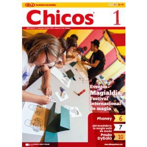 Czasopismo ELI Hiszpański Chicos 1 (2018/2019) A2/B1