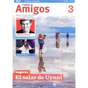 Czasopismo ELI Hiszpański Todos Amigos 3 (2018/2019) B2/C1