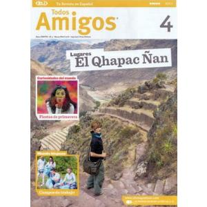 Czasopismo ELI Hiszpański Todos Amigos 4 (2018/2019) B2/C1