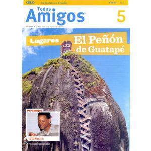 Czasopismo ELI Hiszpański Todos Amigos 5 B2/C1