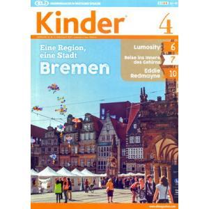 Czasopismo ELI Niemiecki Kinder 4 (2018/2019) A2/B1