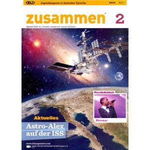 Czasopismo ELI Niemiecki Zusammen 2 (2018/2019) B2/C1