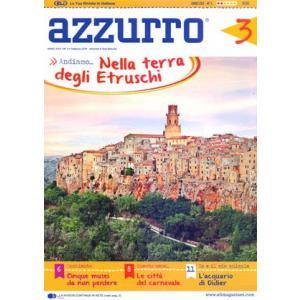 Czasopismo ELI Włoski Azzurro 3 (2018/2019) A1/A2