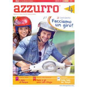 Czasopismo ELI Włoski Azzurro 4 (2018/2019) A1/A2
