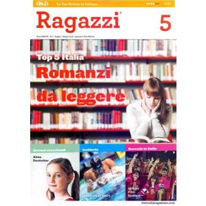 Czasopismo ELI Włoski Ragazzi 5 (2018/2019) B1/B2