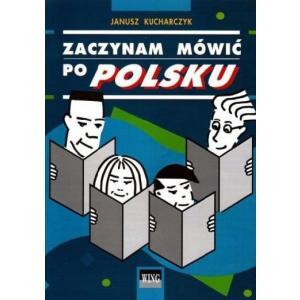 Zaczynam mówić po polsku + CD