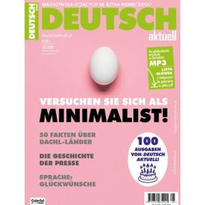 Deutsch Aktuell MAGAZYN nr 100/2020
