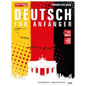 Deutsch Aktuell MAGAZYN Deutsch für Anfänger. Wydanie Specjalne nr 4/2017