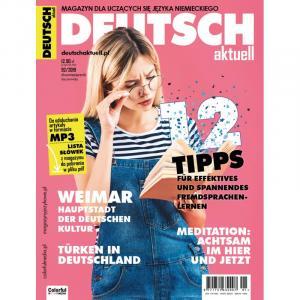 Deutsch Aktuell. MAGAZYN nr 92/2019