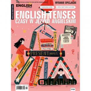 English Matters MAGAZYN wyd. specjalne nr 44/2021: English Tenses. Czasy w języku angielskim