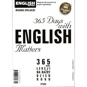 English Matters MAGAZYN wyd. Specjalne nr 36/2020: English Matters 365 dni