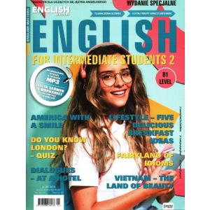 English Matters MAGAZYN wyd. Specjalne nr 37/2020: English for intermediate students 2
