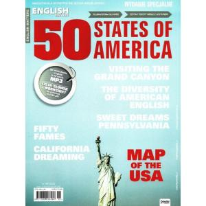 English Matters MAGAZYN wyd. Specjalne nr 38/2020: 50 States of America