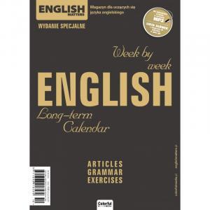 English Matters. MAGAZYN Wydanie Specjalne nr 28/2018: Long-Term Calendar