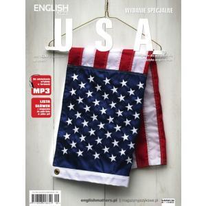 English Matters. MAGAZYN Wydanie Specjalne nr 24/2017: USA