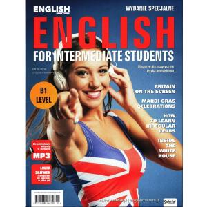 English Matters wyd. Specj. Nr 26/2018: English for Intermediate Students