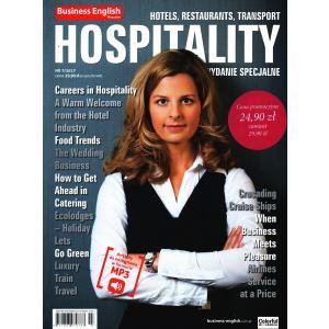 Business English Magazine. MAGAZYN Wydanie Specjalne nr 7/2017: Hospitality
