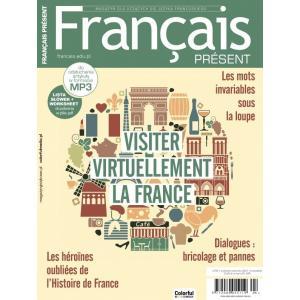Francais Present MAGAZYN nr 56/2021